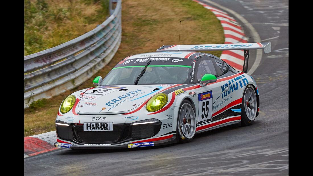 VLN 2014, #55, Porsche 911 GT3 Cup, SPX, Langstreckenmeisterschaft Nürburgring
