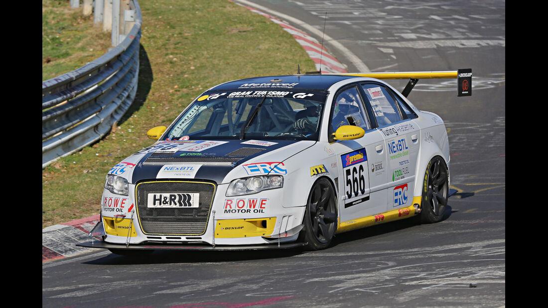 VLN 2014, #566, Audi A4, VD3T, Langstreckenmeisterschaft Nürburgring