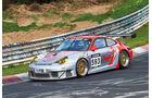 VLN 2014, #593, Porsche 996 RSR, H4, Langstreckenmeisterschaft Nürburgring