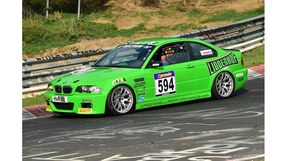 VLN 2014, #594, BMW M3, H4, Langstreckenmeisterschaft Nürburgring