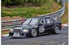 VLN 2014, #602, Mercedes-Benz 190 E, H3, Langstreckenmeisterschaft Nürburgring