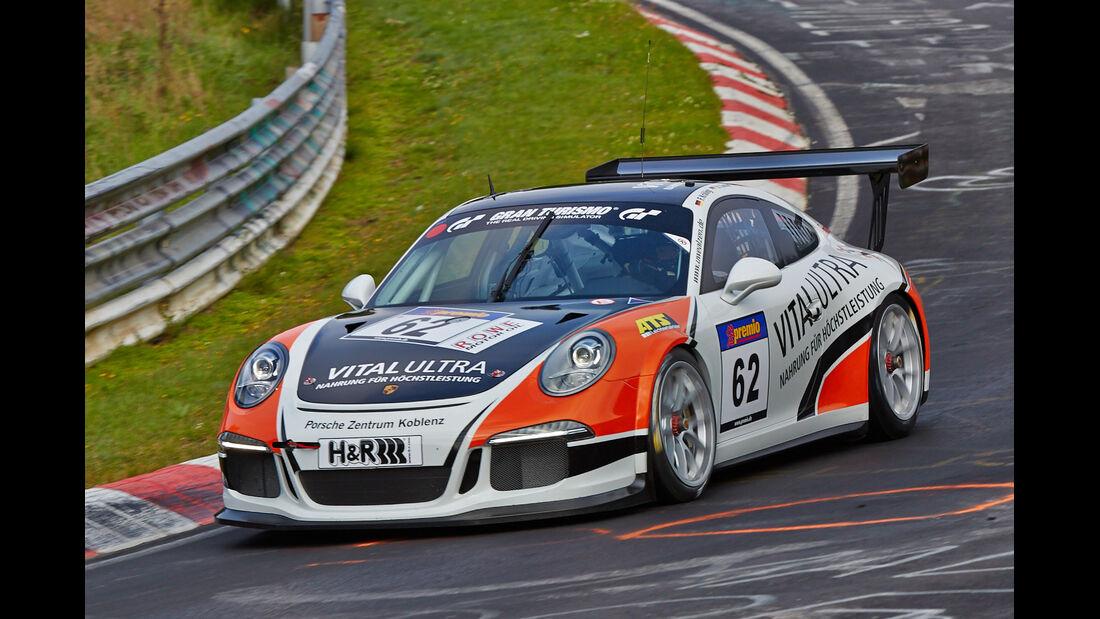 VLN 2014, #62, Porsche 911 GT3 Cup, SP7, Langstreckenmeisterschaft Nürburgring