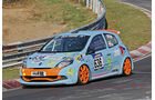 VLN 2014, #636, Renault Clio CUP, CUP3, Langstreckenmeisterschaft Nürburgring