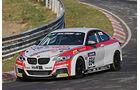 VLN 2014, #687, BMW 235i CUP, CUP5, Langstreckenmeisterschaft Nürburgring