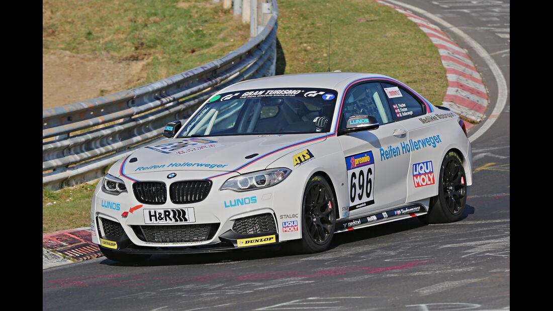 VLN 2014, #694, BMW 235i CUP, CUP5, Langstreckenmeisterschaft Nürburgring