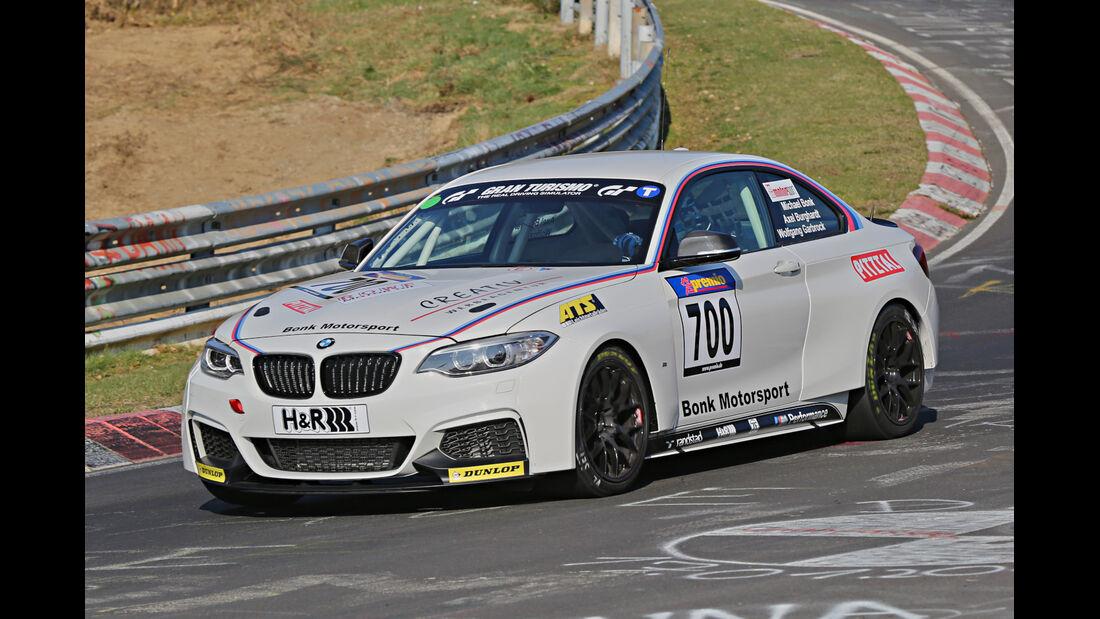 VLN 2014, #696, BMW 235i CUP, CUP5, Langstreckenmeisterschaft Nürburgring
