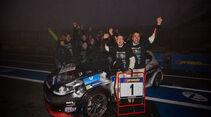 VLN 2015 - Gesamtsieger - Tim & Dirk Groneck