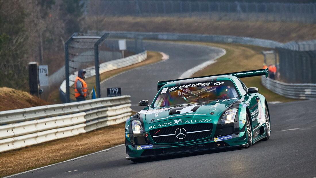 VLN 2015 - Langstreckemeisterschaft Nürburgring - Nordschleife - 14. März 2015