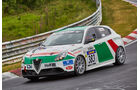 VLN 2015 - Nürburgring - Alfa Romeo Gulietta QV - Startnummer #383 - SP2T