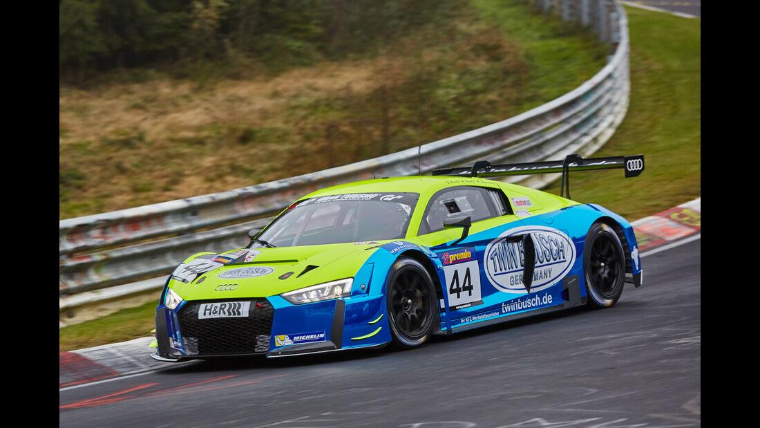 VLN 2015 - Nürburgring - Audi R8 LMS - Startnummer #44 - SP9