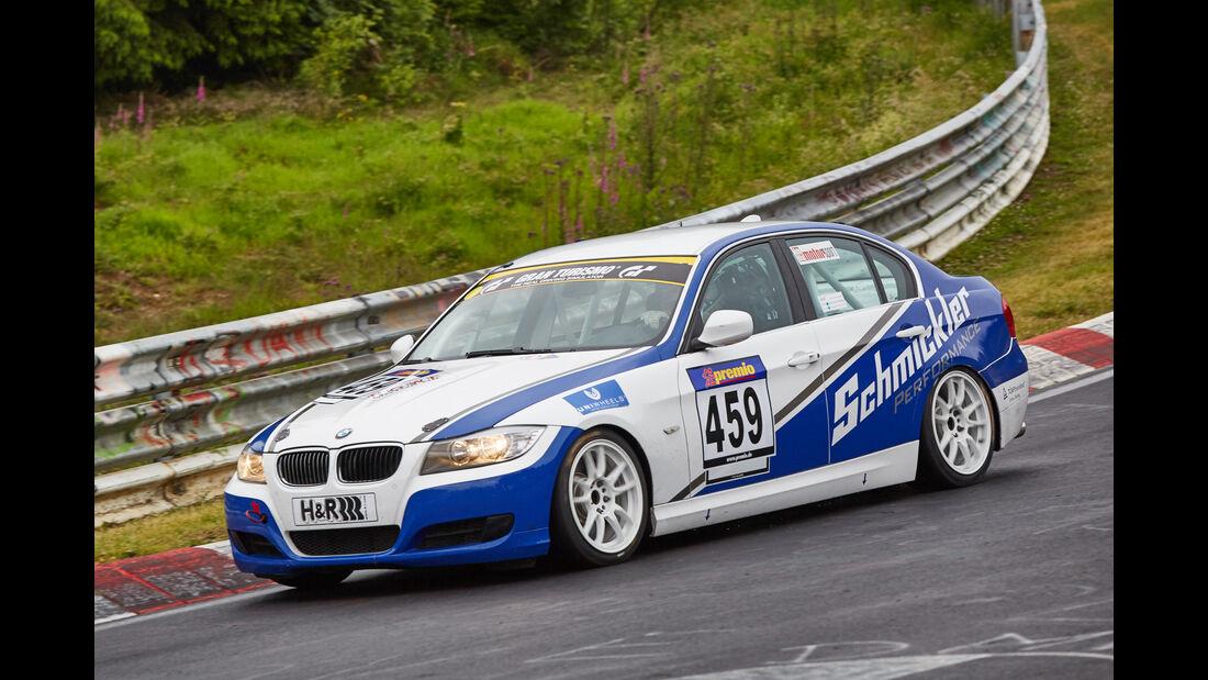 VLN 2015 - Nürburgring - BMW 330i (390L) - Startnummer #459 - V5