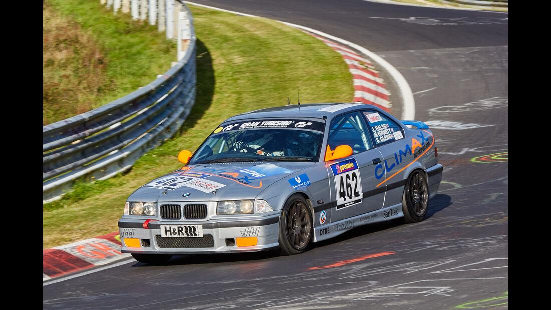 VLN 2015 - Nürburgring - BMW E36 M3 - Startnummer #462 - V5