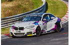 VLN 2015 - Nürburgring - BMW M235i Racing - Startnummer #668 - CUP5