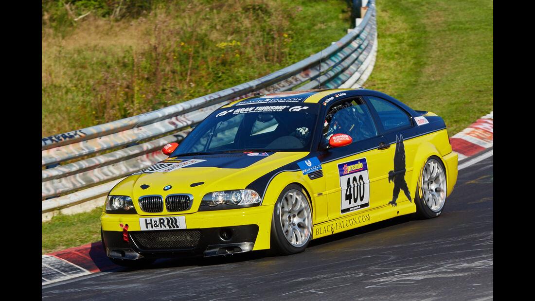 VLN 2015 - Nürburgring - BMW M3 CSL - Startnummer #400 - V6