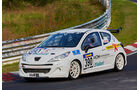 VLN 2015 - Nürburgring - Peugeot 207 RC - Startnummer #390 - SP2T