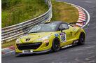 VLN 2015 - Nürburgring - Peugeot RCZ - Startnummer #888 - SP2T