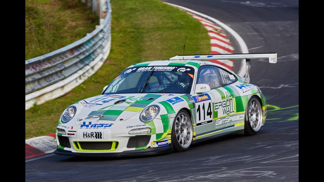VLN 2015 - Nürburgring - Porsche 911 GT3 Cup 997 - Startnummer #114 - CUP2