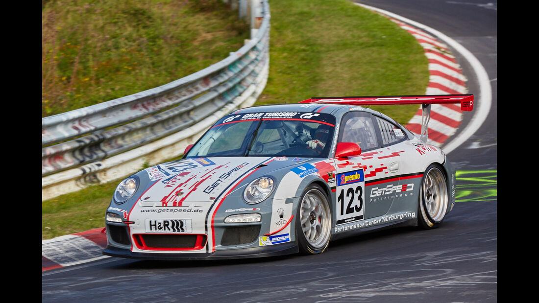 VLN 2015 - Nürburgring - Porsche 911 GT3 Cup 997 - Startnummer #123 - CUP2