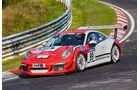 VLN 2015 - Nürburgring - Porsche 911 GT3 Cup - Startnummer #99 - SP7