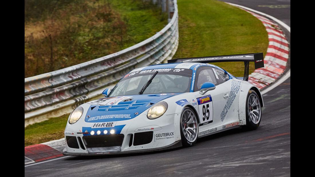 VLN 2015 - Nürburgring - Porsche 991 GT3 Cup MR - Startnummer #95 - SP7