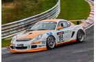 VLN 2015 - Nürburgring - Porsche Cayman R - Startnummer #195 - SP6