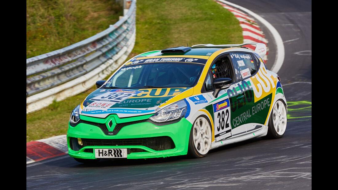 VLN 2015 - Nürburgring - Renault Clio - Startnummer #382 - SP2T