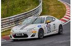 VLN 2015 - Nürburgring - Toyota GT 86 - Startnummer #535 - CUP4