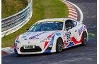 VLN 2015 - Nürburgring - Toyota GT86 - Startnummer #515 - V3