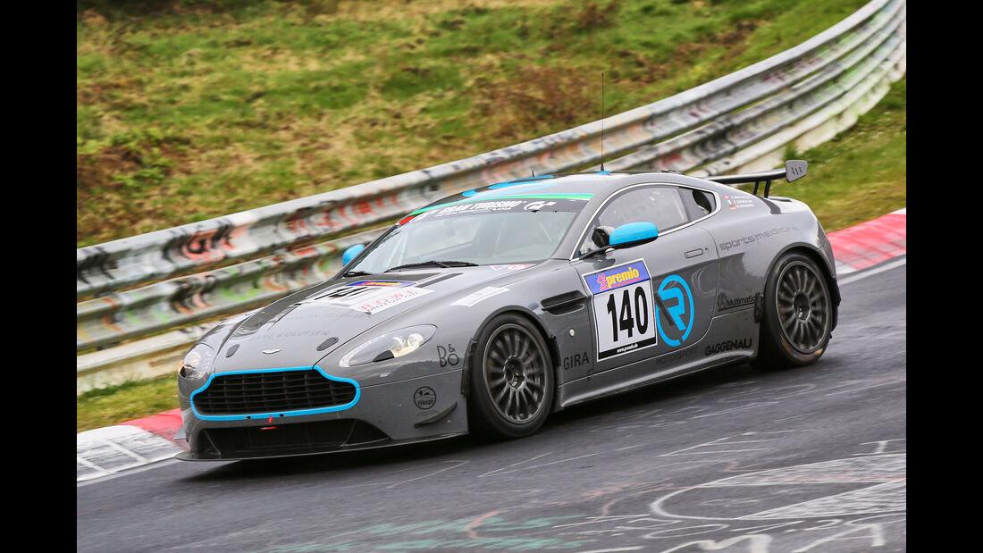 VLN 2016 - Nürburgring Nordschleife - Startnummer #140 - Aston Martin Vantage V8 - SP8