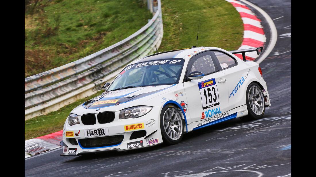 VLN 2016 - Nürburgring Nordschleife - Startnummer #153 - BMW E82 - SP8T