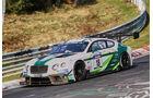 VLN 2016 - Nürburgring Nordschleife - Startnummer #18 - Bentley Continental GT3 - SP9