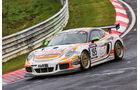 VLN 2016 - Nürburgring Nordschleife - Startnummer #195 - Porsche Cayman PRO4 - SP6