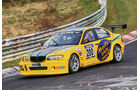 VLN 2016 - Nürburgring Nordschleife - Startnummer #200 - BMW M3 - SP6