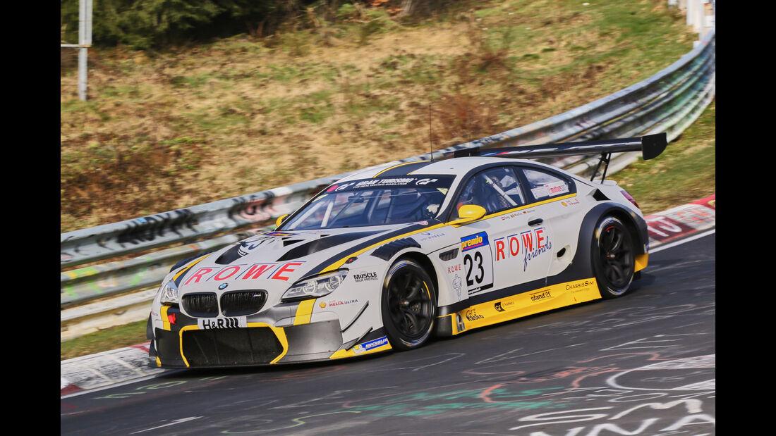 VLN 2016 - Nürburgring Nordschleife - Startnummer #23 - BMW M6 GT3 - SP9