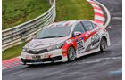 VLN 2016 - Nürburgring Nordschleife - Startnummer #282 - Toyota Corolla Altis - SP3