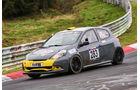 VLN 2016 - Nürburgring Nordschleife - Startnummer #283 - Renault Clio RS - SP3