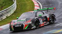 VLN 2016 - Nürburgring Nordschleife - Startnummer #3 - Audi R8 LMS - SP9