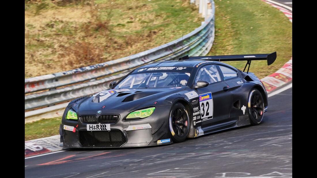 VLN 2016 - Nürburgring Nordschleife - Startnummer #32 - BMW M6 GT3 - SP9