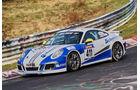 VLN 2016 - Nürburgring Nordschleife - Startnummer #411 - Porsche 991 (911 Carrerra) - V6