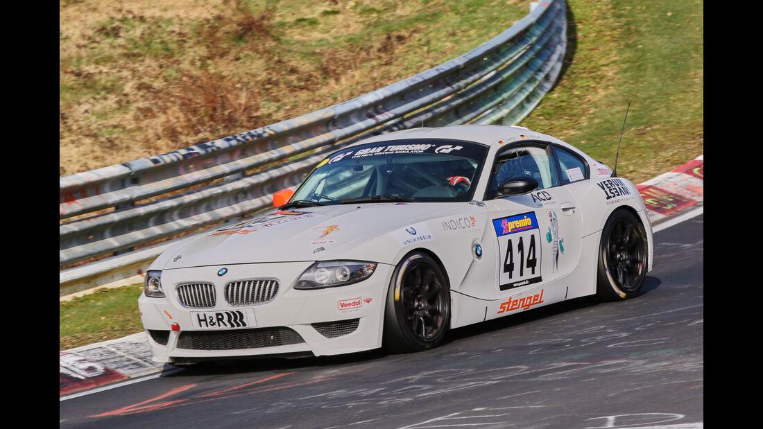 VLN 2016 - Nürburgring Nordschleife - Startnummer #414 - BMW Z4 - V6