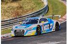 VLN 2016 - Nürburgring Nordschleife - Startnummer #5 - Audi R8 LMS - SP9