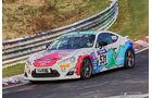 VLN 2016 - Nürburgring Nordschleife - Startnummer #531 - Toyota GT86 - CUP4