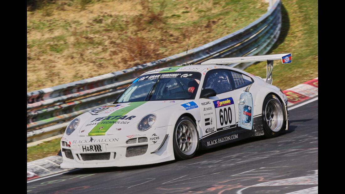 VLN 2016 - Nürburgring Nordschleife - Startnummer #600 - Porsche 997 Cup - H4