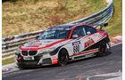 VLN 2016 - Nürburgring Nordschleife - Startnummer #680 - BMW M235i Racing Cup - CUP5