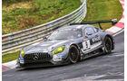 VLN 2016 - Nürburgring Nordschleife - Startnummer #9 - Mercedes-AMG GT3 - SP9