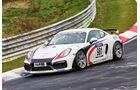 VLN 2016 - Nürburgring Nordschleife - Startnummer #981 - Porsche Cayman GT4 Clubsport - CUP3
