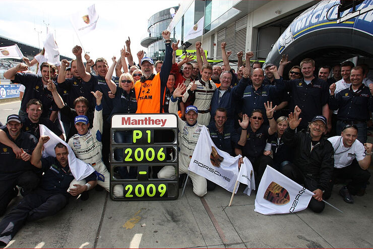 VLN 24h Manthey Racing
