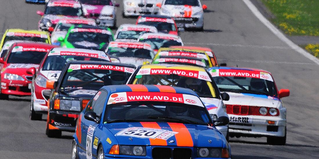 VLN 3.Lauf 2009