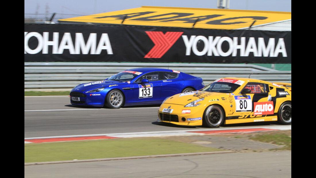 VLN 3.Lauf Langstreckenmeisterschaft Nürburgring, B RJN Motorsport, 24-04-2010