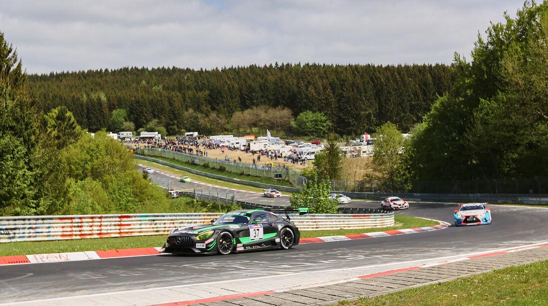 VLN  - 3. Lauf - Nürburgring-Nordschleife - 14. Mai 2016